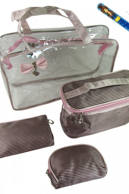 cosmetic bag - make up bag - travel organizer 1