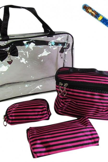 cosmetic bag - make up bag - travel organizer 2